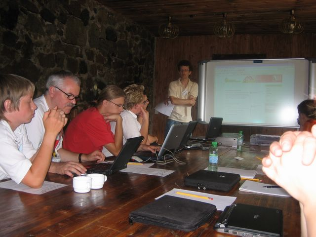 2nd International Bebras Task Workshop in Pasvalys, Lithuania