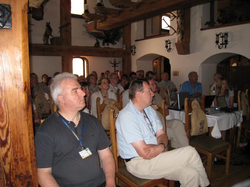4th International Bebras Task Workshop in Torún, Poland. Opening event