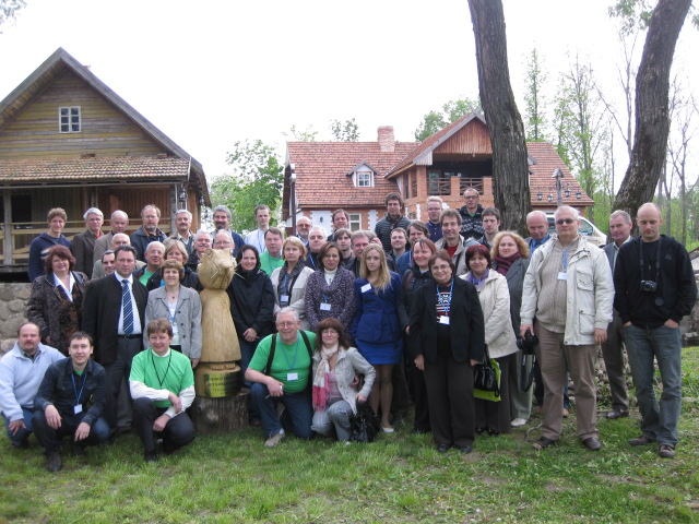 5th International Bebras Task Workshop in Pasvalys, Lithuania. Delegates from 15 countries participated