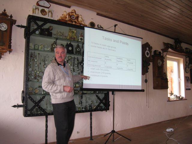 Gerald Futschek (Austria). Some Gender Investigations on Solving Bebras Tasks