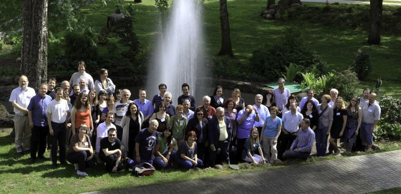 7th International Bebras Task Workshop in Druskininkai, Lithuania. Delegates from 24 countries participated