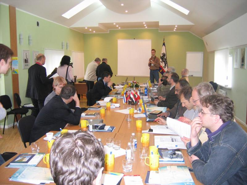 Initial Bebras Workshop in Panevezys, Lithuania